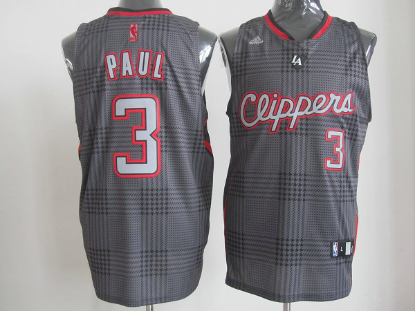 NBA Los Angeles Clippers 3 Chris Paul Rhythm Fashion jersey Limited Edition