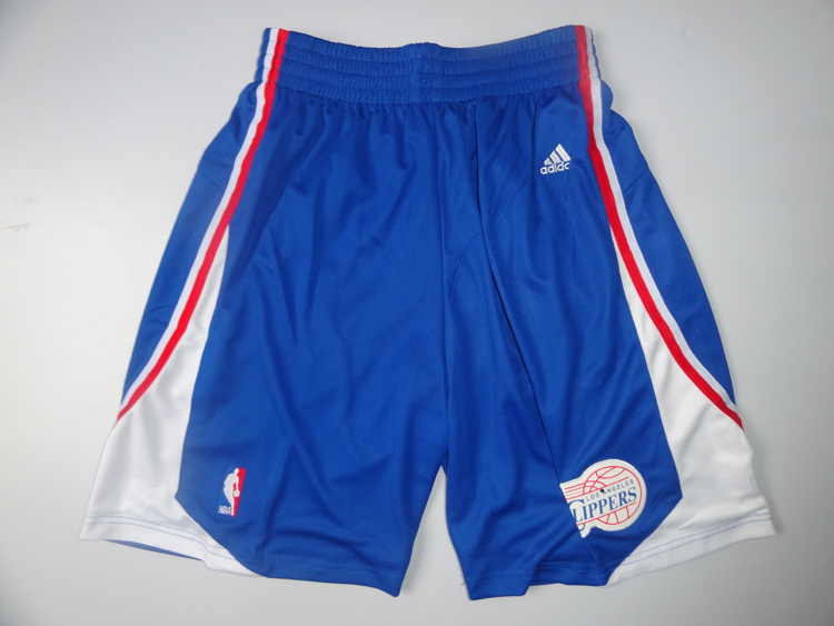 Los Angeles Clippers blue shorts