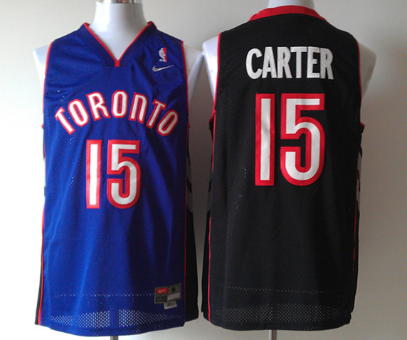 NBA Toronto Raptors 15 Vince Carter Soul Swingman Stitched Purple Jersey