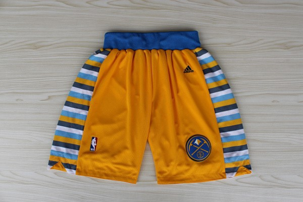 NBA Denver Nuggets Shorts New Revolution 30