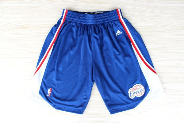 NBA Los Angeles Clippers Shorts Blue
