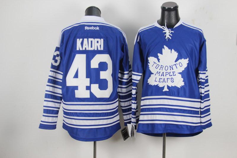 NHL Toronto Maple Leafs 2014 Winter Classic 43 Nazem Kadri Premier