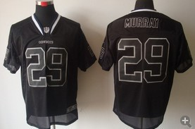 Dallas Cowboys 29 DeMarco Murray Nike Elite Black Champs Tackle Twill Jerseys