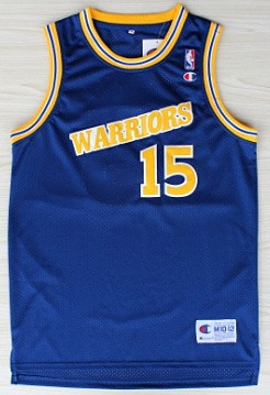 NBA Golden State Warriors 15 Latrell Sprewell throwback retro swingman Classic jersey