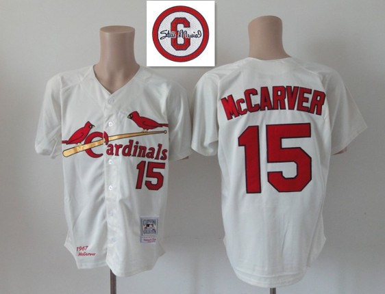 MLB St. Louis Cardinals 15 Rafael Furcal White Jersey