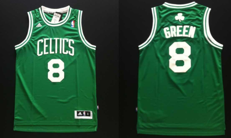 NBA Boston Celtics 8 Green green Jerseys