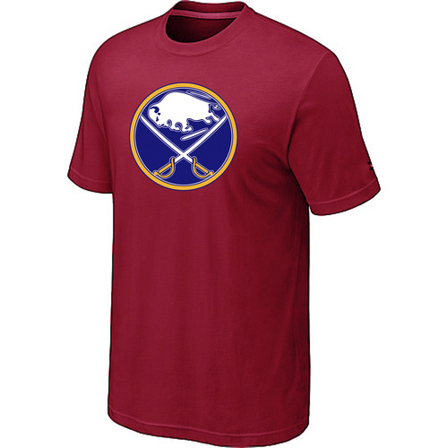 NHL Buffalo SabresBig Tall Logo Red T-Shirt