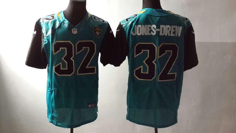 Jacksonville Jaguars 32 Jones-Drew Green 2013 Nike Elite Jerseys