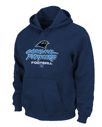 Carolina Panthers Critical Victory Pullover Hoodie D.Blue