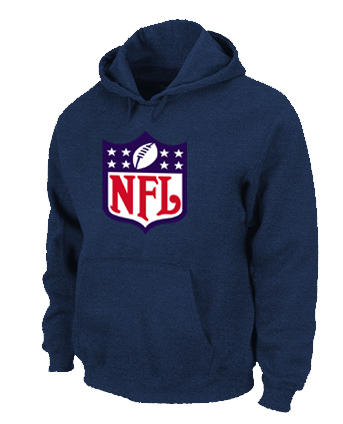 NFL Logo Pullover Hoodie D.Blue