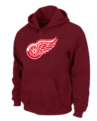 NHL Detroit Red Wings Big Tall Logo Red