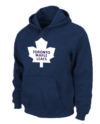 NHL Toronto Maple Leafs Big Tall Logo Pullover Hoodie D.Blue