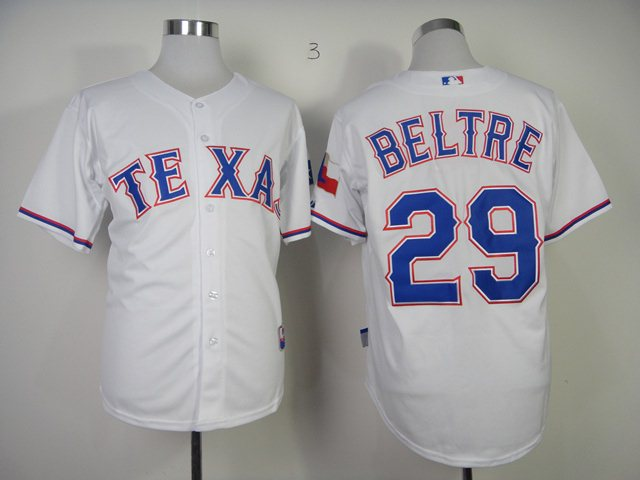 Texas Rangers 29 Beltre white 2014 new jerseys