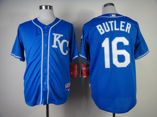 Kansas City Royals 16 Butler Authentic 2014 Salvador jerseys