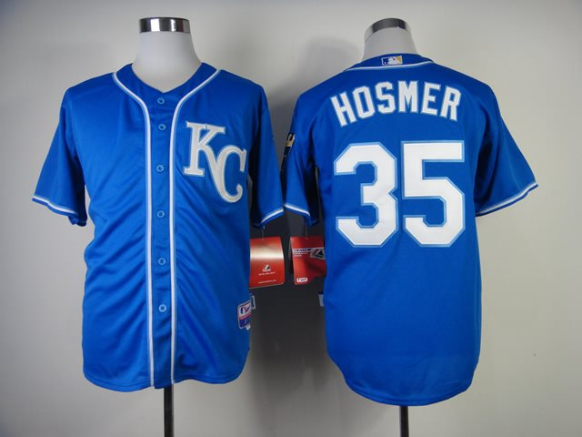 Kansas City Royals 35 Hosmer Authentic 2014 Salvador jerseys