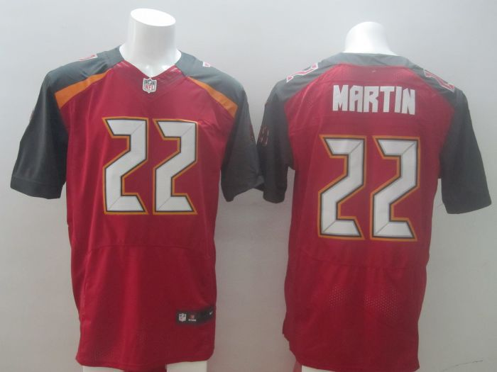 2014 new nike nfl Tampa Bay Buccaneers 22 Martin red elite jerseys