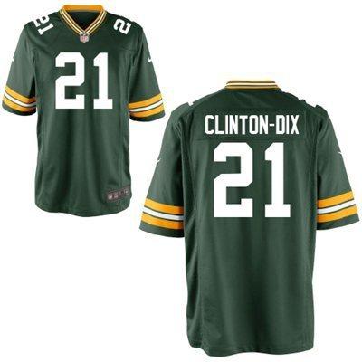 Green Bay Packers #21 Clinton-dix Peppers Green 2014 Nike NFL Draft Elite jerseys