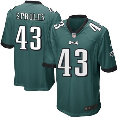 Philadelphia Eagles 43 Darren Sproles Green 2014 Nike NFL Elite Jerseys