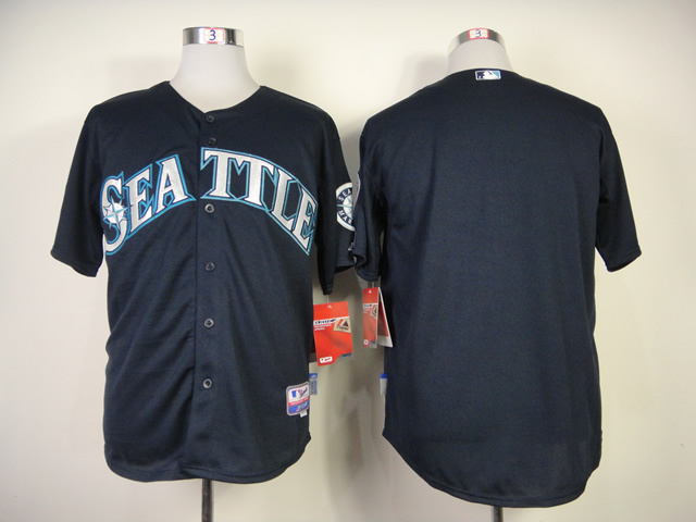 MLB Seattle Mariners #blank no name jerseys