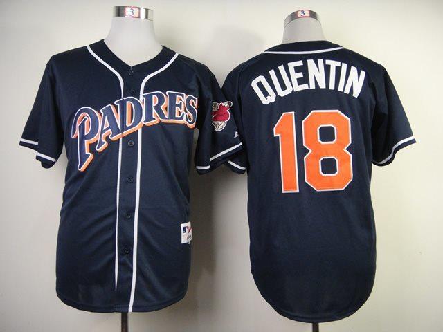 San Diego Padres 18 blue jerseys