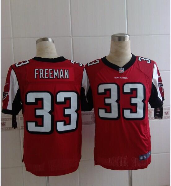 Atlanta Falcons 33 Freeman red 2014 Nike Elite Jerseys