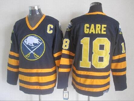 Buffalo Sabres 18 Gare blue 2014 jerseys