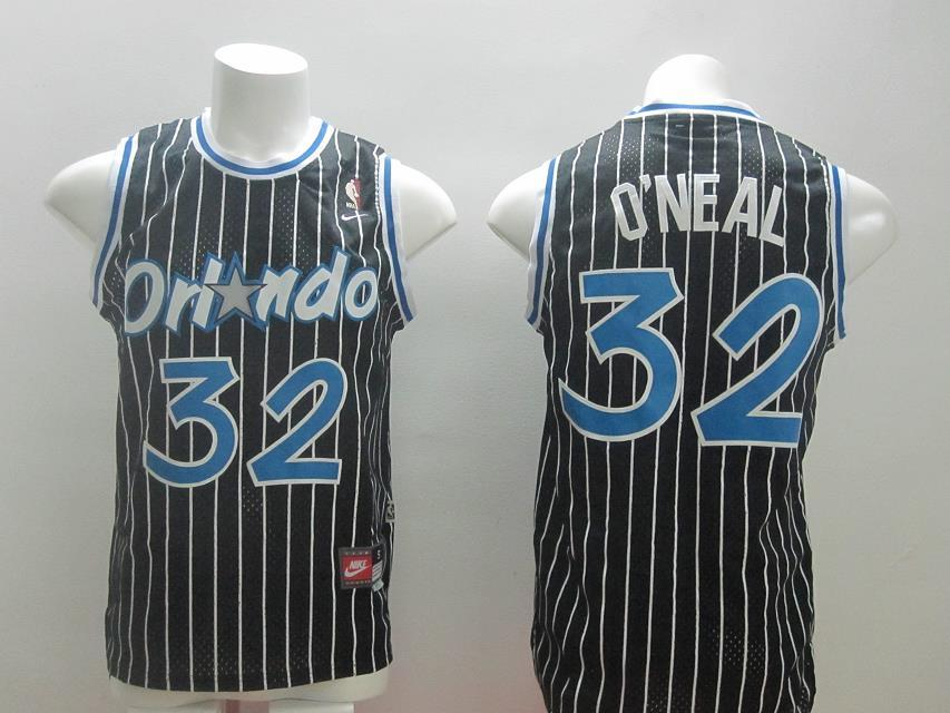 NBA Nike Orlando Magic 32 Shaquille O'Neal 2014 jerseys