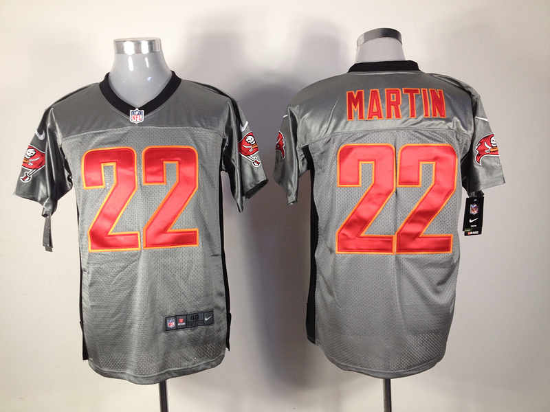 Tampa Bay Buccaneers 22 Martin Gray Shadow 2014 Jerseys