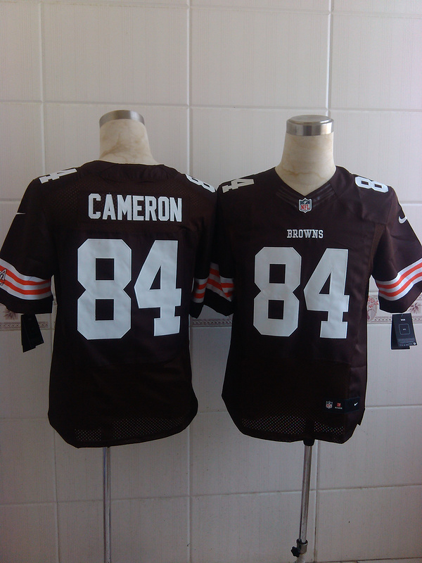 Cleveland Browns 84 Cameron Browns 2014 Nike Elite Jerseys