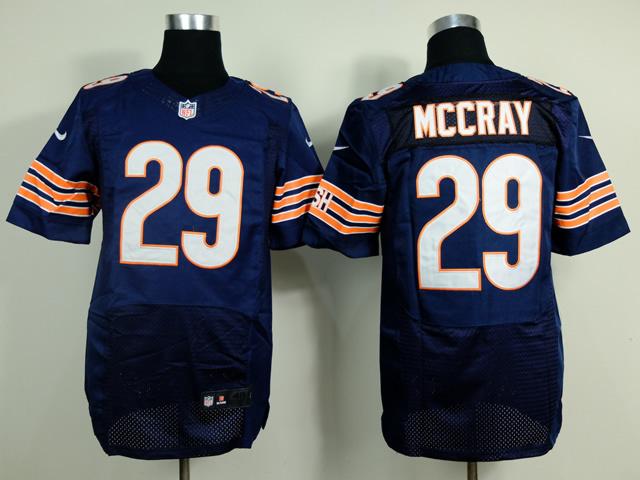 Chicago Bears 29 Mccray Blue 2014 New Nike Elite Jerseys