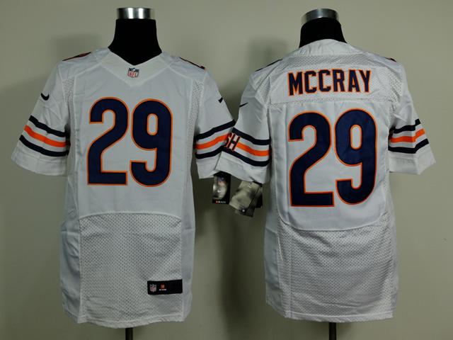Chicago Bears 29 Mccray White 2014 New Nike Elite Jerseys