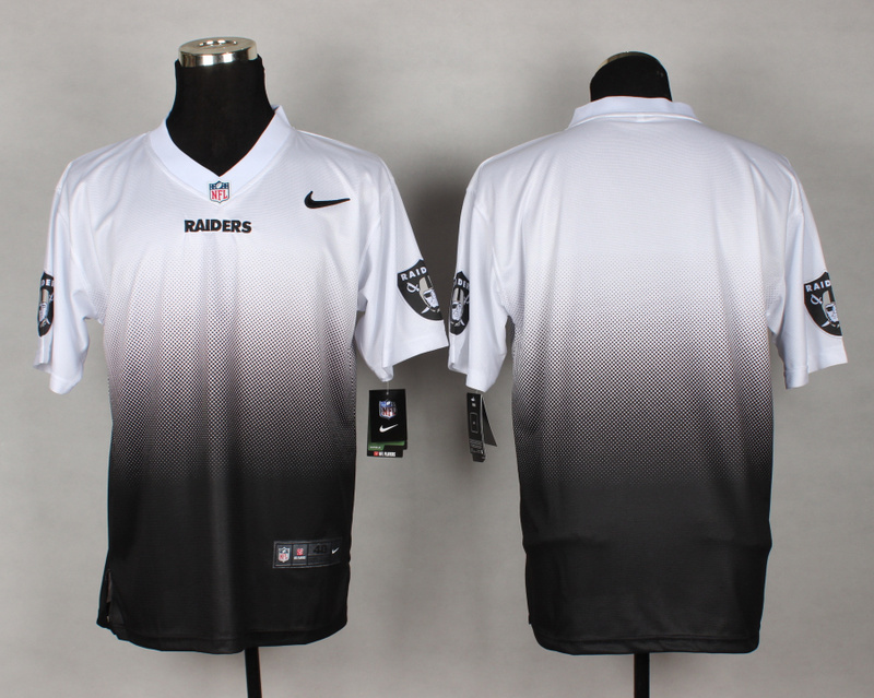 Raiders Drift Fashion II custom name and number