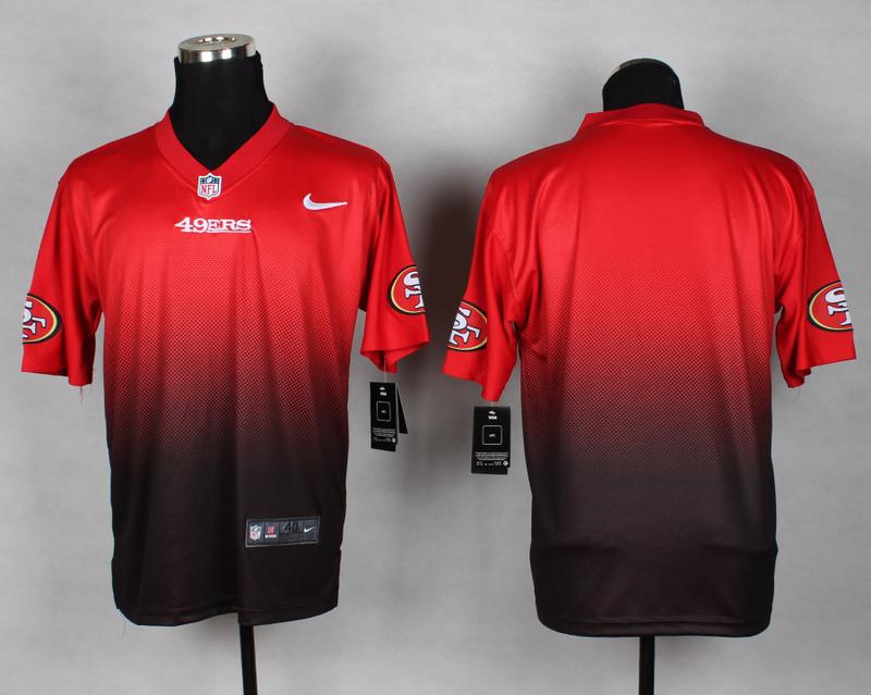49ers Drift Fashion II custom name and number