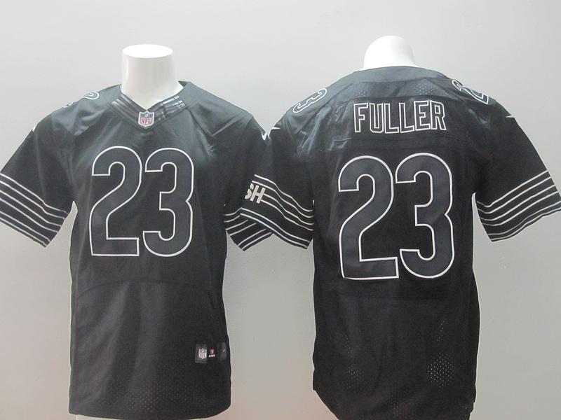 Chicago Bears 23 Kyle Fuller Black 2014 New Nike Elite Jerseys