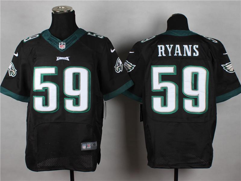 Philadelphia Eagles 59 Ryans Black 2014 Nike Elite Jerseys
