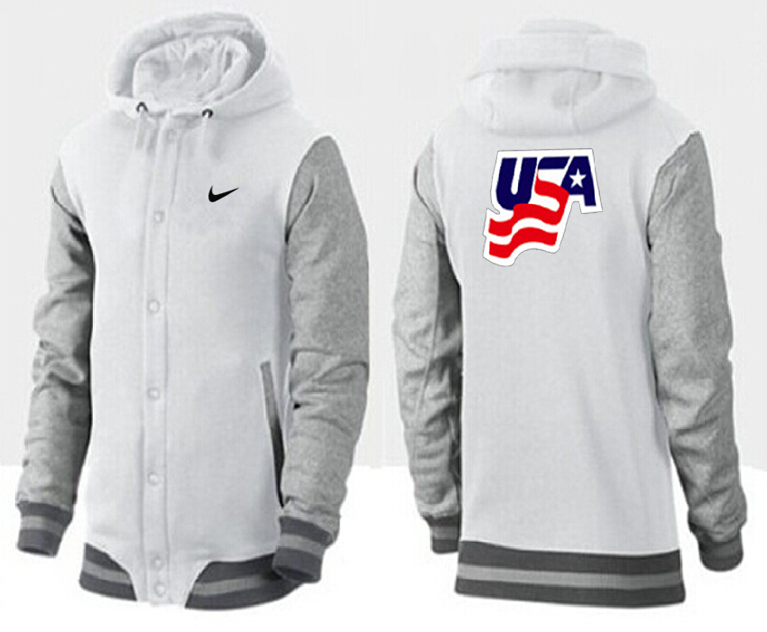 Men USA Pullover Hoodie 11