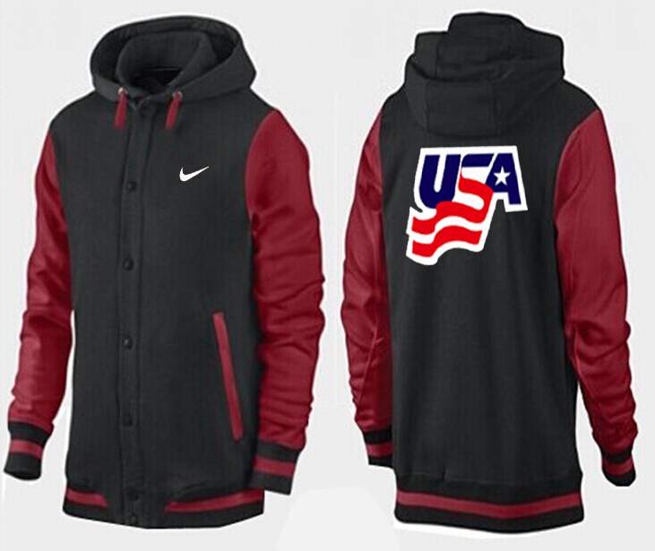 Men USA Pullover Hoodie 15