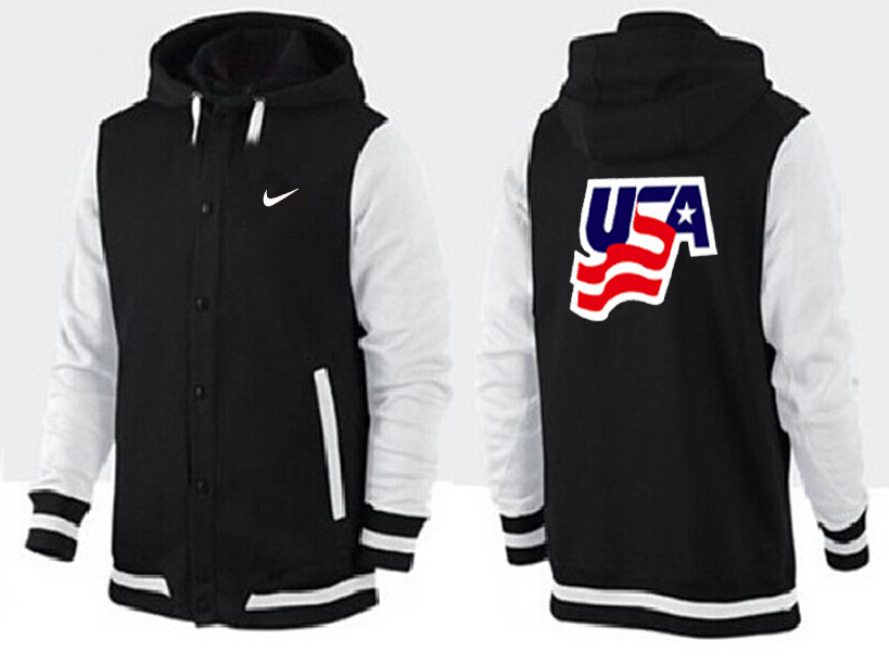 Men USA Pullover Hoodie 16