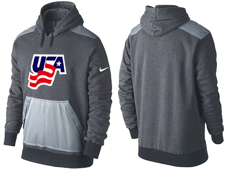 Men USA Pullover Hoodie 2