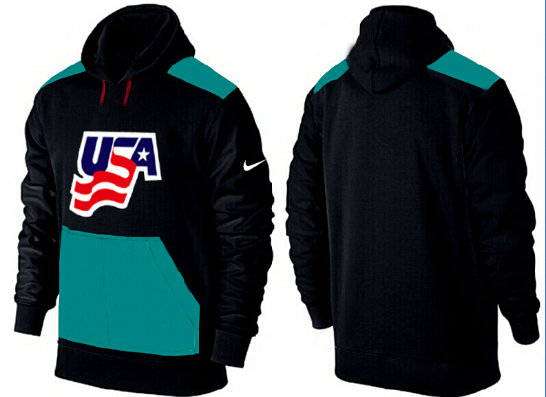 Men USA Pullover Hoodie 6