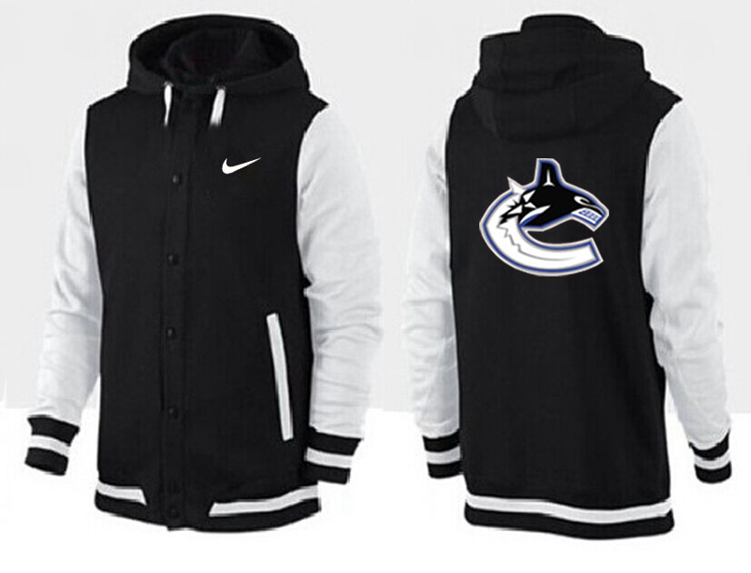 Men Vancouver Canucks Pullover Hoodie 0107