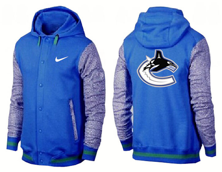 Men Vancouver Canucks Pullover Hoodie 0110