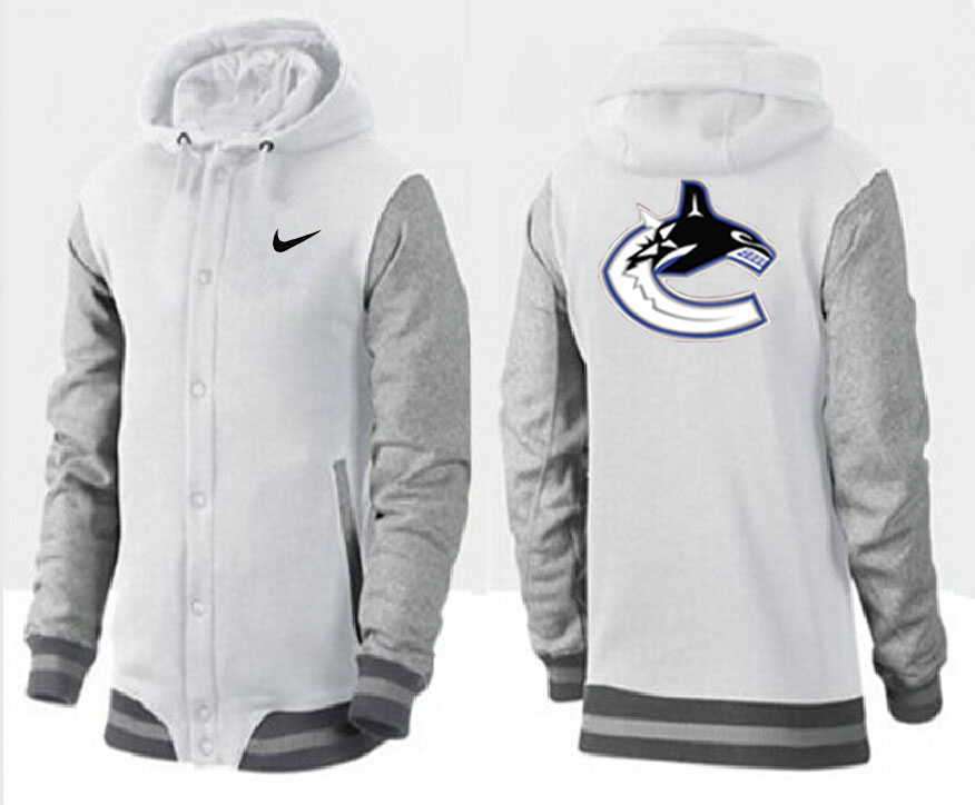 Men Vancouver Canucks Pullover Hoodie 0112
