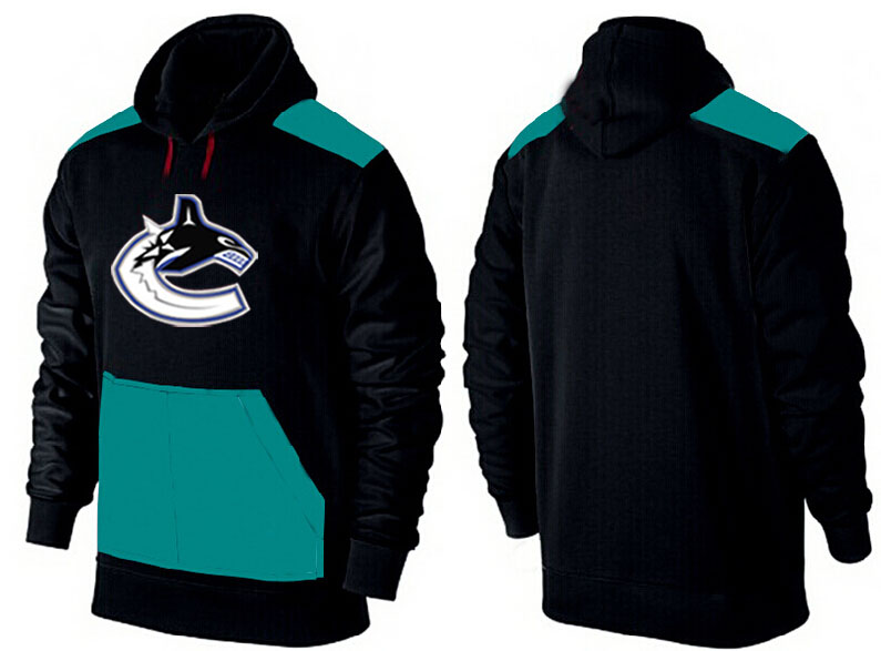 Men Vancouver Canucks Pullover Hoodie 0117