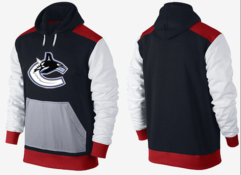 Men Vancouver Canucks Pullover Hoodie 0118
