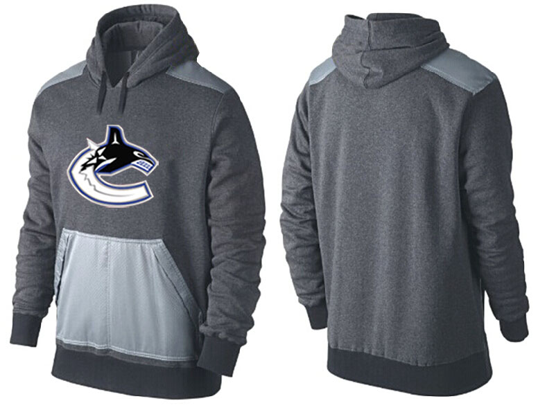 Men Vancouver Canucks Pullover Hoodie 0121