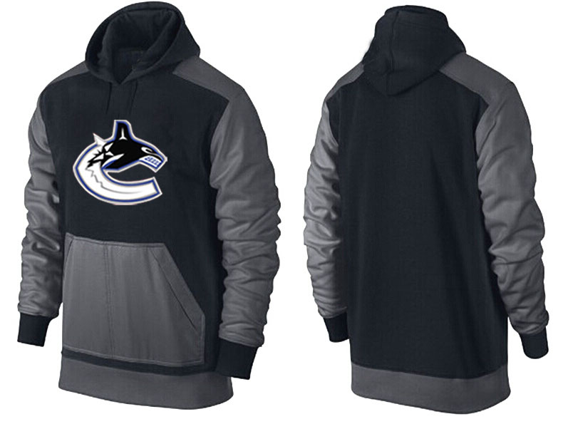Men Vancouver Canucks Pullover Hoodie 0122