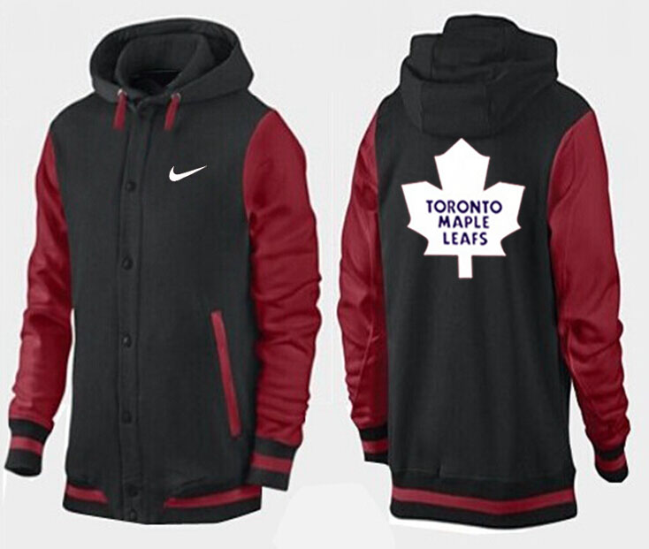 Men Toronto Maple Leafs Pullover Hoodie 0109