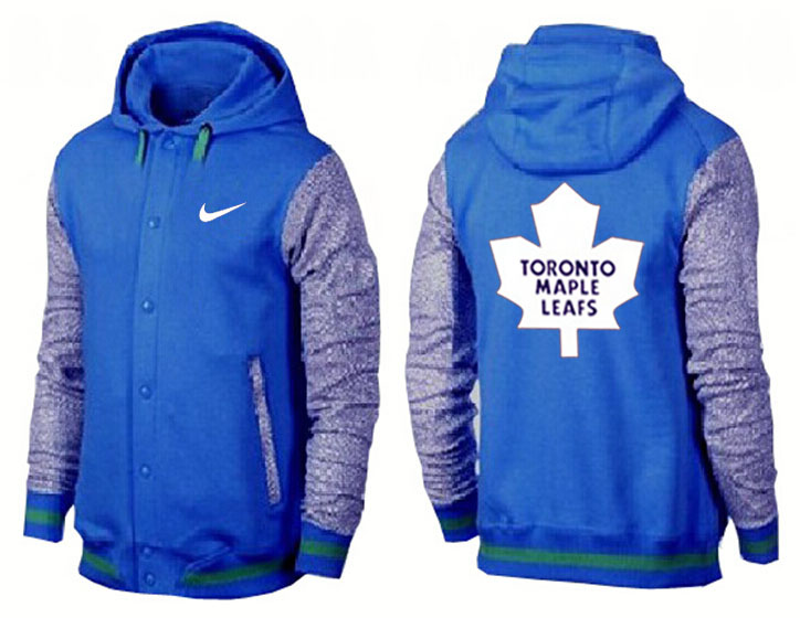 Men Toronto Maple Leafs Pullover Hoodie 0111