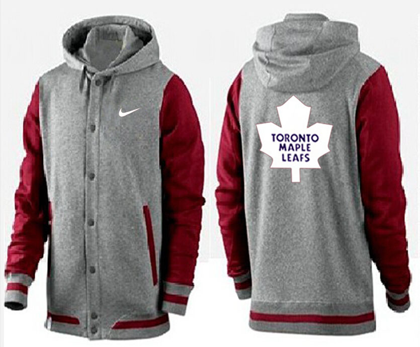 Men Toronto Maple Leafs Pullover Hoodie 0114